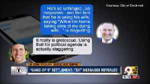 'Gang of 5' text messages revealed [Video]