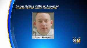 Dallas Police Officer Charged With DWI [Video]