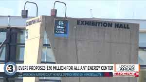 Alliant Energy Center is 'hub' for dairy industry; expansion expected to create jobs, development [Video]