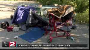 Tackling homelessness in Oneida County [Video]