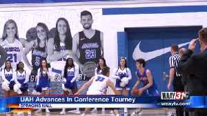 UAH Will Face West Alabama Saturday [Video]