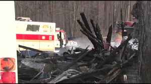 VIDEO More human remains found in Lehigh Township explosion, fire debris [Video]