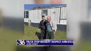 Truck Stop Robbery [Video]