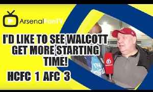 I'd Like To See Walcott Get More Starting Time! | Hull City 1 Arsenal 3 [Video]