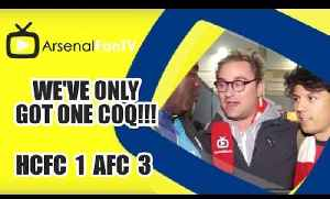 We've Only Got One Coq!!! | Hull City 1 Arsenal 3 [Video]