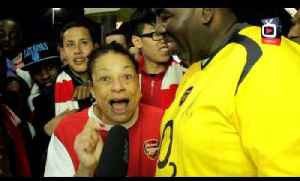 Arsenal 1 Wigan 1 (4-2 Pens)  - Sorry Arsenal Haters But We Spoilt You're Night [Video]