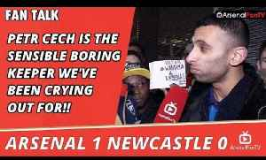 Petr Cech Is The Sensible Boring Keeper We've Been Crying Out For!! | Arsenal 1 Newcastle 0 [Video]