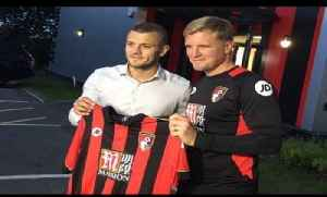 Official: Arsenal's Jack Wilshere Signs For Bournemouth | AFTV Deadline Day [Video]