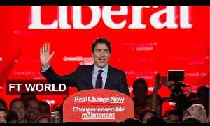 Trudeau elected Canada's PM | FT World [Video]