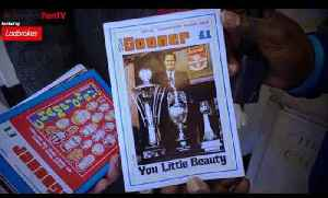 The Gooner Can't Die! | Arsenal's Iconic Fanzine Under Threat But Fans Can Save It [Video]