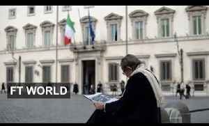 Last chance for Italy? [Video]