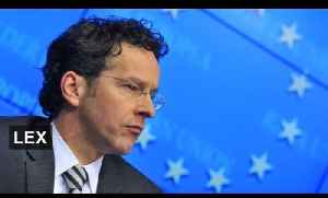 Big shoes to fill at eurogroup [Video]