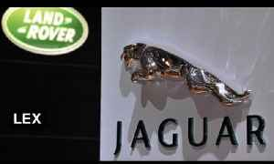 Jaguar Land Rover stalls [Video]