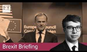 Brexit is triggered, no turning back    Brexit Briefing [Video]