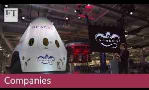 A new space race | Companies [Video]