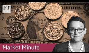 Sterling strong ahead of BoE report | Market Minute [Video]