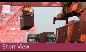 News video: Asia's export surge