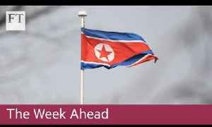 North Korea meeting, UK data and US bank results [Video]