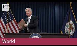 Federal Reserve signals inflation is on track [Video]