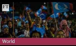 Mahathir ousts protégé in Malaysia election [Video]