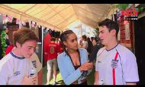 News video: England 6-1 Panama   Chelsea & Arsenal Fans Can Stand Side By Side And Enjoy The Moment!