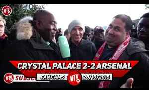 Crystal Palace 2-2 Arsenal | Mustafi Should Have Taken One For The Team! (Lee Judges  & Mike) [Video]