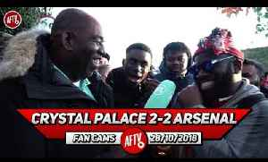 Crystal Palace 2-2 Arsenal | We've Played 3 Games In 9 Days! The Energy Levels Dropped! (Kelechi) [Video]