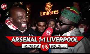 Arsenal 1-1 Liverpool | Don't Listen To Merson He's A Crap Pundit!! (Kelechi) [Video]
