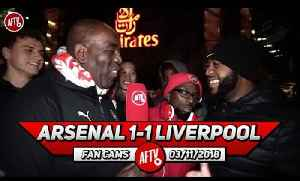 Arsenal 1-1 Liverpool | Paul Merson We Want Your Apology Now!! (Ty & Ramone - Neeks Sports) [Video]