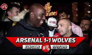 Arsenal 1-1 Wolves | Don't Paper Over The Cracks We're Drawing More Than Winning! (Sonny) [Video]