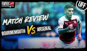 Bournemouth 1-2 Arsenal - Goal Review - FanPark Live [Video]