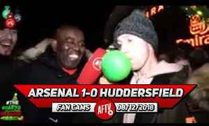 Arsenal 1-0 Huddersfield | Keep Them On The Gas! Thats 21 Games Unbeaten! ! (Lee Gunner) [Video]
