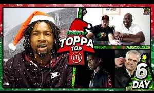Mourinho Roasting From Troopz' Fire! |  12 Days Of Toppa Top! Day 6 Ft Lumos [Video]