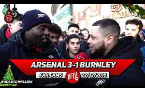 Arsenal 3-1 Burnley | Play Xhaka & Maitland-Niles In Their Natural Positions!! (Troopz) [Video]