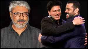 Salman Khan And Shah Rukh Khan To Come Together For Mr. Bhansali's Next? [Video]