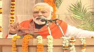 PM Modi says such a thing in Varanasi, people could not stop their laugh | Oneindia News [Video]