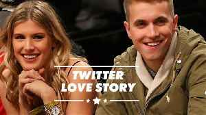 Tennis star's romance with fan set to be a movie [Video]