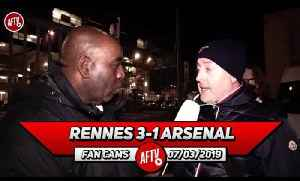 Rennes 3-1 Arsenal | We Have No Captain & No Leaders!! It's EMBARRASSING! [Video]