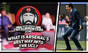 What Is Arsenal's Best Route To The Champions League? | Supporters Club ft Kevin Campbell [Video]