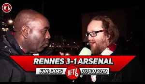 Rennes 3-1 Arsenal | Petr Cech Was Outstanding! It Could Have Been Worse! [Video]