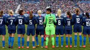 U.S. Soccer Sued By The Entire U.S. Women's National Team For Equal Pay [Video]