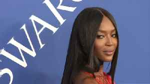 Naomi Campbell shuts down questions over relationship with Liam Payne on chat show [Video]