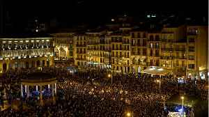 Thousands Strike In Spain, Demanding Equality On International Women's Day [Video]