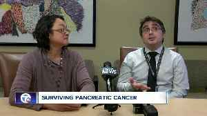 Having a positive outlook is key to surviving pancreatic cancer [Video]