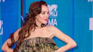 Lindsay Lohan Wants To Play Ariel In Live-Action 'Little Mermaid' [Video]
