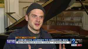 From church janitor to American Idol contestant [Video]