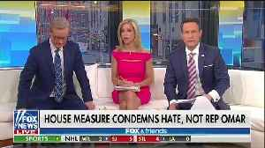 """Fox & Friends"" slams Democrats for limp-wristed resolution [Video]"