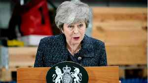 """UK Prime Minister Theresa May Urges The EU To Make """"One More Push"""" In Brexit Negotiations [Video]"""