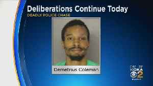 Jury Sent Home After Deliberations In Demetrius Coleman Trial [Video]