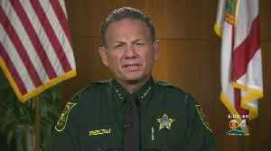 Former Broward Sheriff Scott Israel Wants His Job Back So He Suing Governor Ron DeSantis [Video]